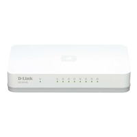 D-Link GO-SW-8G 8-Port Gigabit Desktop Switch