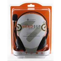 iConcepts Stereo Headphones W/Microphone