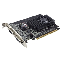 EVGA GeForce GT 610 1GB DDR3 PCIe 2.0 x16 Video Card
