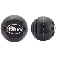 Blue Microphones Snowball Microphone Bundle - Gloss Black