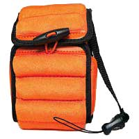 Olympus Float Case for Underwater Cameras Orange
