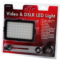 Dot Line 60 LED DSLR/Video Light