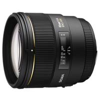 Sigma 85mm F1.4 EX DG HSM for Canon Digital SLRs
