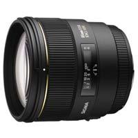 Sigma 85mm F1.4 EX DG HSM for Canon Digital SLRs