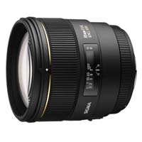 Sigma 85mm F1.4 EX DG HSM for Nikon Digital SLRs