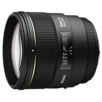 Sigma 85mm F1.4 EX DG HSM for Sony Digital SLRs
