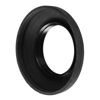 Dot Line 77mm Rubber Lens Hood