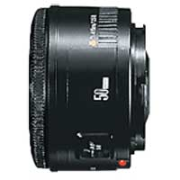 Canon EF 50mm f/1.8 II  Standard and Medium Telephoto Lens