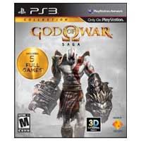 Sony God of War: Saga (PS3)