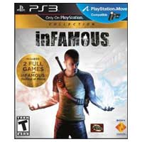 Sony inFamous Collection (PS3)