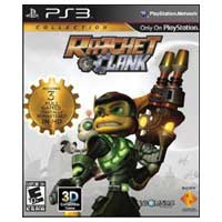 Sony Ratchet and Clank Collection (PS3)