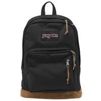 "Jansport Right Pack Backpack Fits Screens up to 15"" - Black"