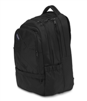 "Jansport Firewire Backpack Fits up to 15"" Screens - Black"