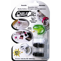 CableClic 6 Pack