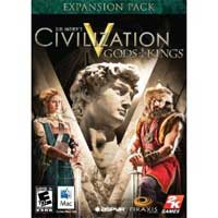Aspyr Civilization V: Gods and Kings (MAC)