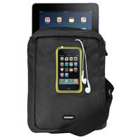 Cocoon Innovations Messenger Sling Bag Black