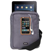 Cocoon Innovations Messenger Sling Bag Gray
