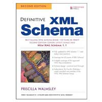Sams DEFINITIVE XML SCHEMA