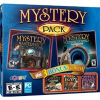 Encore Software Mystery Pack: Crystal Moonstone JC (PC)