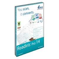 I.R.I.S Readiris Pro 14 (PC)