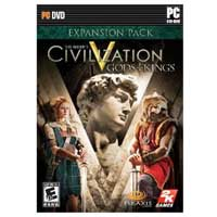 Take Two Sid Meier's Civilization V: Gods and Kings (PC)