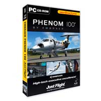 Just Flight Embraer Phenom 100 (PC)