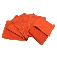 Shaxon Microfiber 2-in-1 Cloths 6 Pack