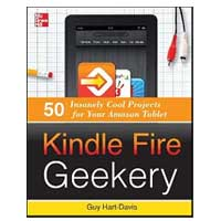 McGraw-Hill KINDLE FIRE GEEKERY