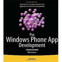 Apress PRO WINDOWS PHONE APP DEV