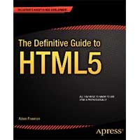 Apress DEFINITIVE GUIDE TO HTML5