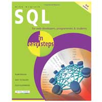 PGW SQL in easy steps, 3rd Edition