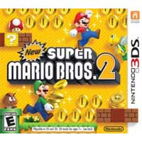 Nintendo New Super Mario Bros 2 (3DS)