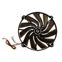 BitFenix Spectre Green LED 200mm Case Fan