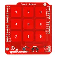 SparkFun Electronics Touch Sense Shield