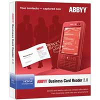 ABBYY Business Card Reader 2.0 (PC)