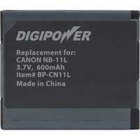 Digipower NB-11L Replacement Battery Pack