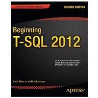 Apress BEGINNING T-SQL 2012