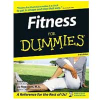 Innovative Alliance FITNESS FOR DUMMIES 3/E