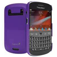 Cygnett Frost Hard Case for BlackBerry Bold 9900/9930 - Purple