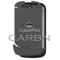 Clear Protector CARBN Skin for HTC myTouch 4G - Graphite