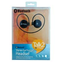 Cell Innovations H3 Stereo Ear Hugger Bluetooth Headset