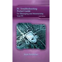 Cengage Learning PC TROUBLESHOOTING POCKET