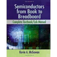 Cengage Learning SEMICONDUCTORS BOOK TO