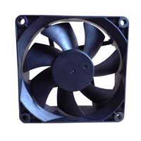 Purex 80mm PC Hydraulic Bearing Case Fan