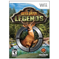 Maximum Games Deer Drive Legends (Wii)