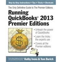 Independent Publisher's Group RUNNING QUICKBOOKS 2013