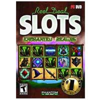 Phantom EFX Reel Deal Slots Enchanted Realms