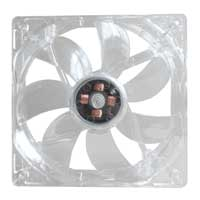 Purex Hi Performance Clear 120mm Computer Case Fan