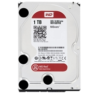 "WD Network Red 1TB IntelliPower SATA III 6.0Gb/s 3.5"" Internal Hard Drive (NAS) WD10EFRX - Bare Drive"