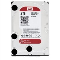 "WD Network Red 3TB IntelliPower SATA 6.0Gb/s 3.5"" Internal Hard Drive (NAS) WD30EFRX - Bare Drive"